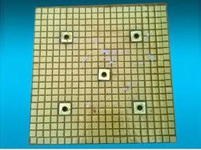 抗沖擊耐磨陶瓷橡膠復合襯板